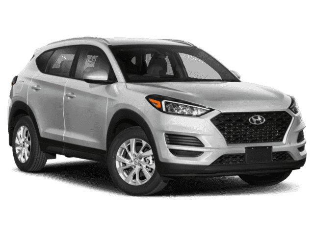 New 2020 Hyundai Tucson AWD 2.0L Preferred
