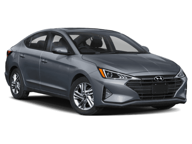 New 2020 Hyundai Elantra SE FWD 4dr Car