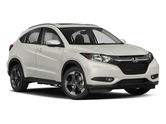 New 2018 Honda HR-V EX-L with Navigation & AWD