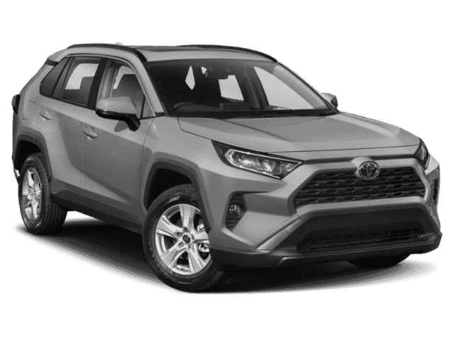 New 2019 Toyota Rav4 Le 4d Sport Utility In Brooklyn K145ax80