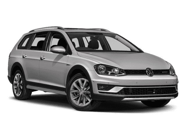 New 2017 Volkswagen Golf Alltrack SE AWD