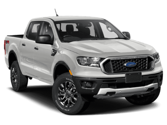New 2020 Ford Ranger XLT