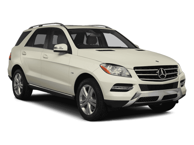Pre-Owned 2014 Mercedes-Benz ML 350 AWD