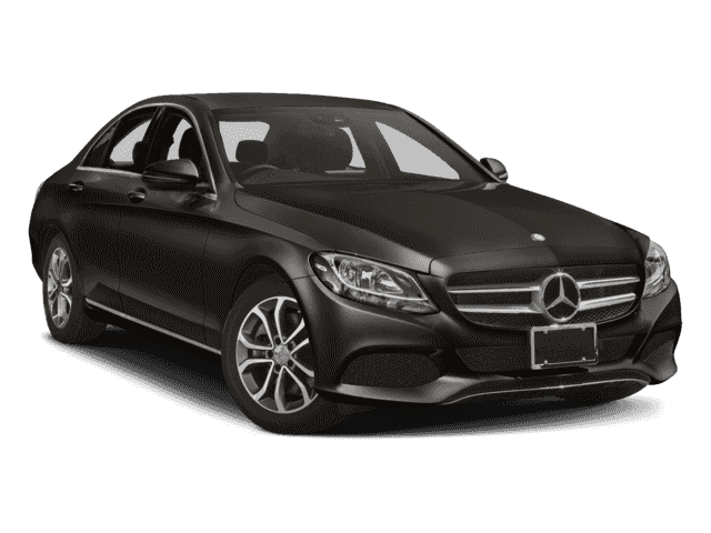 New 2018 Mercedes-Benz C 300 4MATIC® 4dr Car