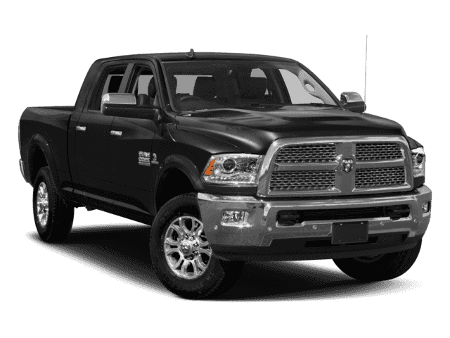 New 2018 Ram 3500 Laramie 4x4 Mega Cab 6'4 Box