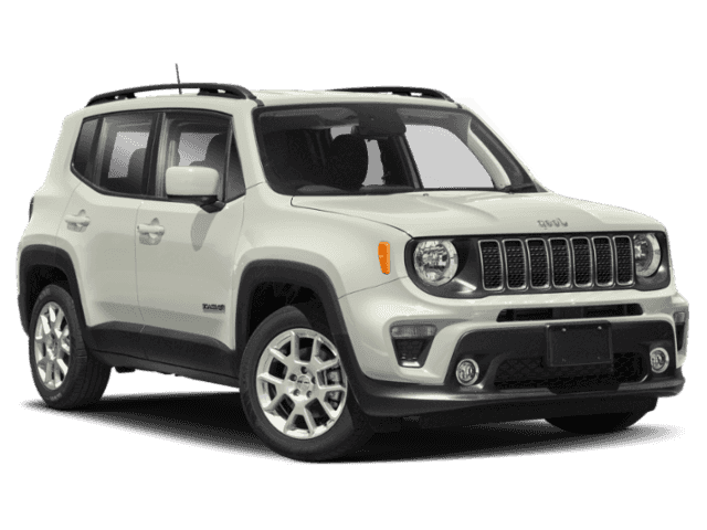 New 2019 JEEP Renegade JEEP RENEGADE LATITUDE 4X4