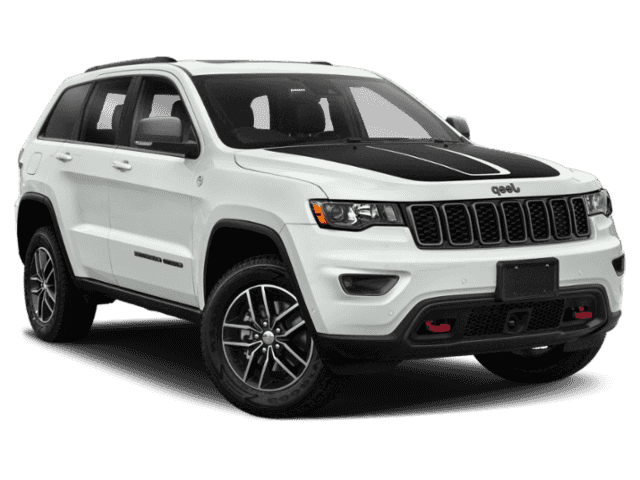 New 2019 JEEP Grand Cherokee 4d SUV 4WD Trailhawk V8