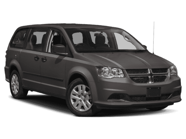New 2019 Dodge Grand Caravan SXT, Blacktop Package