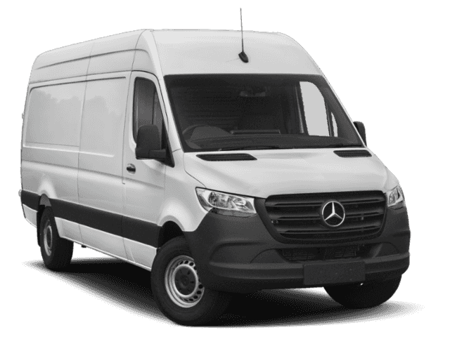 New 2019 Mercedes-Benz Sprinter 2500 High Roof I4 170 RWD