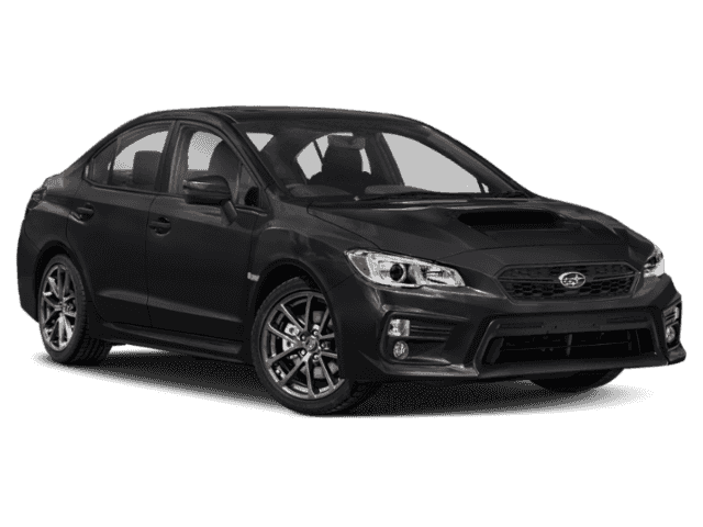 New 2020 Subaru WRX Limited All-wheel Drive Sedan