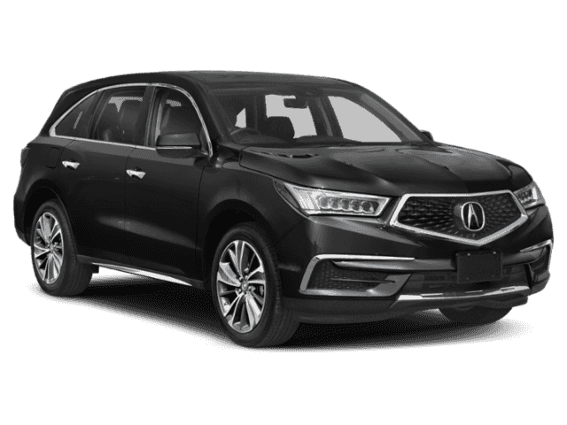 New 2020 Acura MDX Tech