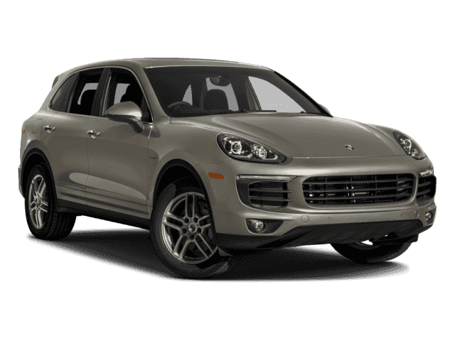 Certified Pre-Owned 2016 Porsche Cayenne S Hybrid