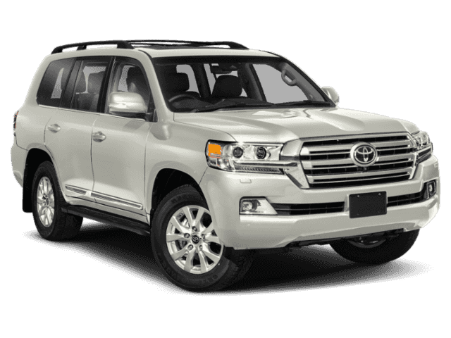New 2020 Toyota Land Cruiser Base
