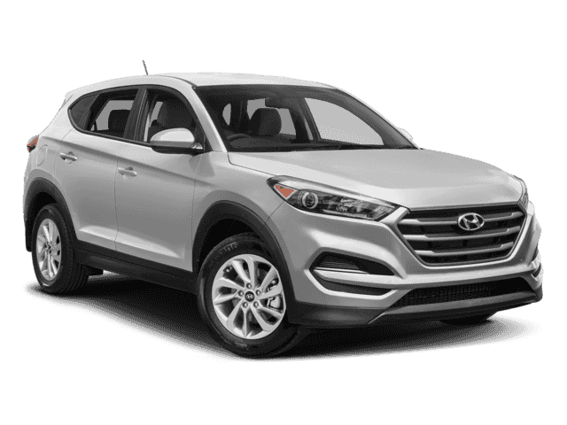 New 2018 Hyundai Tucson SE 4D Sport Utility in Billings MJU