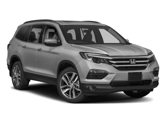 New 2018 Honda Pilot Elite With Navigation & AWD