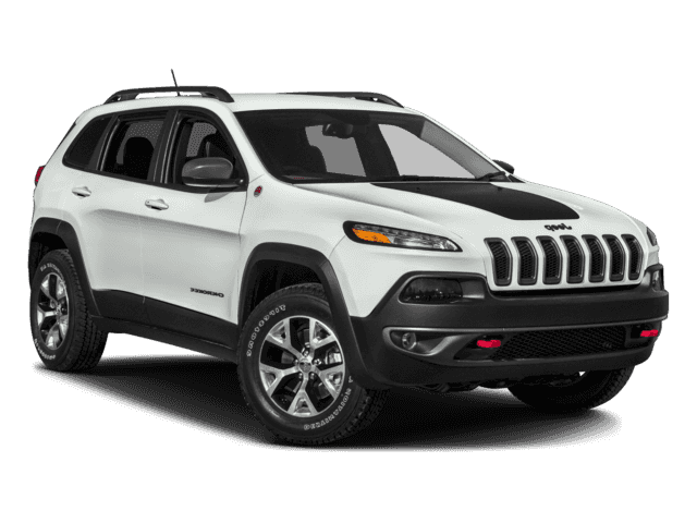 2017 Jeep Cherokee Trailhawk 4x4 V6 | Leather | Sunroof | Navigation