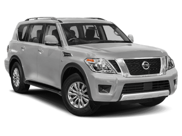 New 2019 Nissan Armada Sv Sport Utility In Houston N90000 Tom