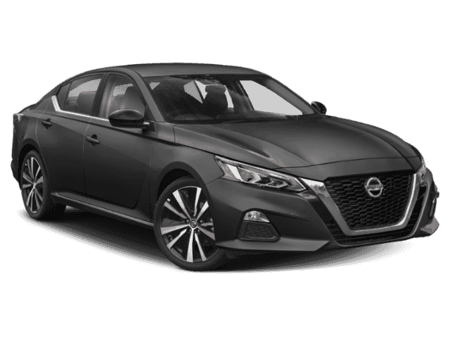 New 2020 Nissan Altima 2.5 SR AWD Sedan