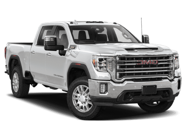 New 2020 GMC Sierra 2500HD 4WD Crew Cab 159 AT4