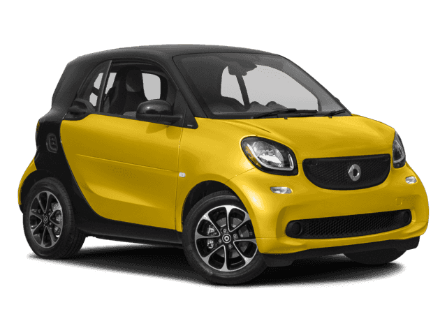 New 2016 smart fortwo passion RWD 2dr Car
