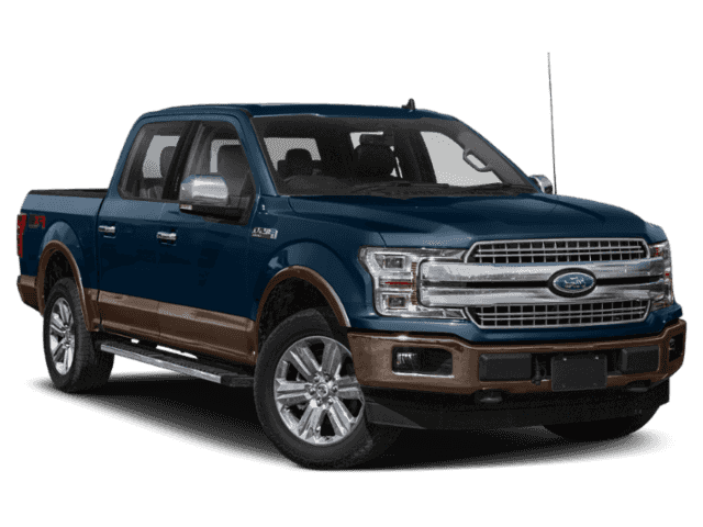 New 2020 Ford F-150 LARIAT 4WD Crew Cab Pickup
