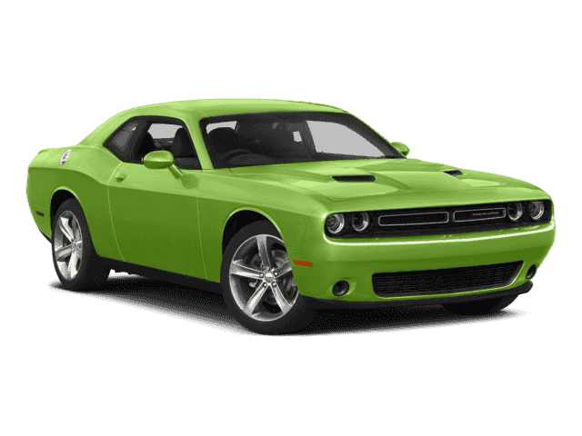 Pre-Owned 2015 Dodge Challenger  RWD 2D Coupe