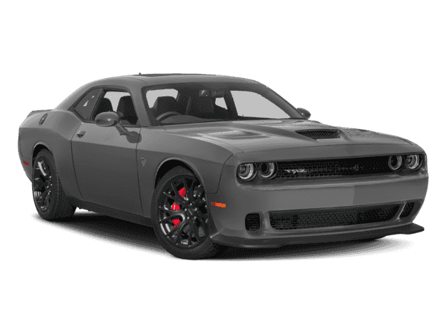 New 2018 Dodge Challenger Srt Hellcat Coupe In Heber City 3855