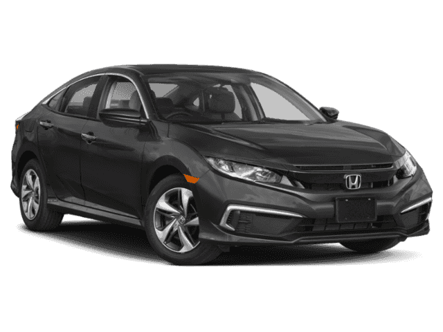 New 2019 Honda Civic Sedan LX Manual