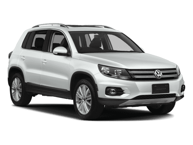 New 2017 Volkswagen Tiguan Limited 4d SUV 4Motion