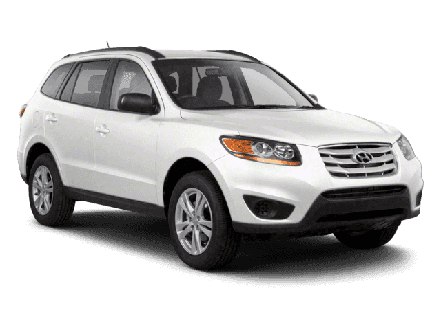Pre-Owned 2012 Hyundai Santa Fe Limited