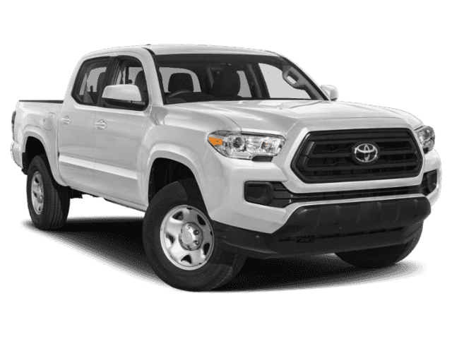 New 2020 Toyota Tacoma SR5 Double Cab 5' Bed V6 AT