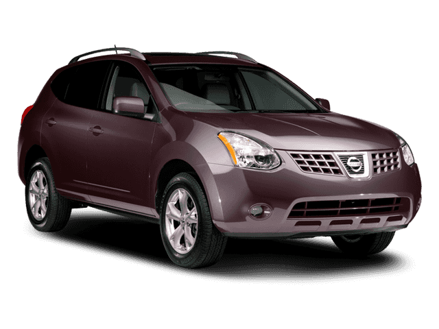 Pre-Owned 2009 NISSAN ROGUE S Sport Ut