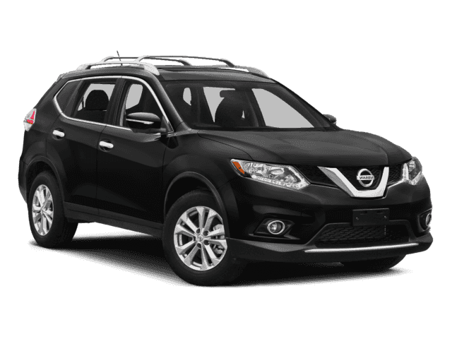 New 2016 Nissan Rogue S