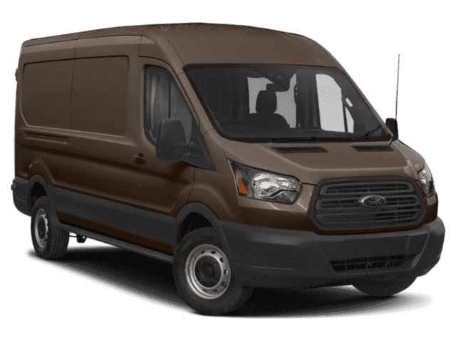 New 2019 Ford Transit-250 w/Sliding Pass-Side Cargo Door Medium Roof Cargo Van 147.6 in. WB