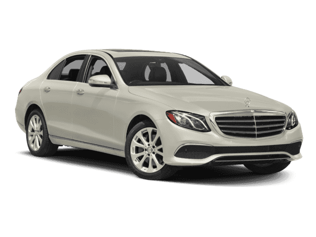 New 2018 Mercedes-Benz E 300 4MATIC® SEDAN 4MATIC® 4dr Car