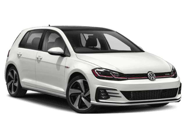 New 2020 Volkswagen Golf GTI SE