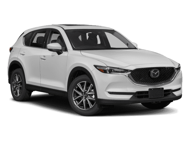 New 2018 Mazda CX-5 Grand Touring With Navigation