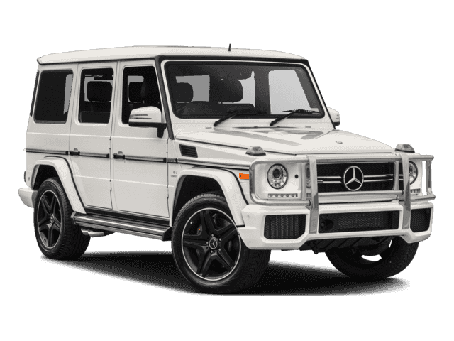New Mercedes-Benz G63 AMG®