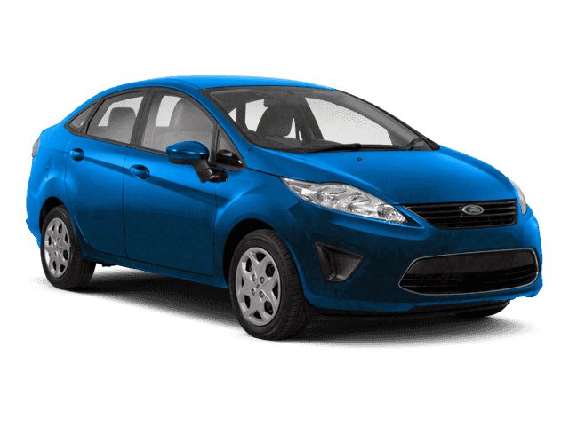 Pre-Owned 2012 Ford Fiesta