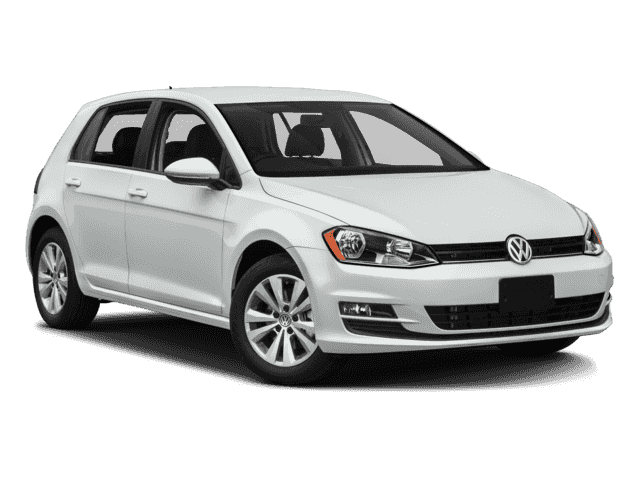 New Volkswagen Golf TSI S 4-Door