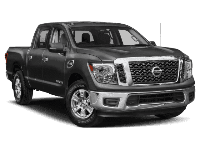 New 2019 Nissan Titan SV 4X4 LEATHER PKG