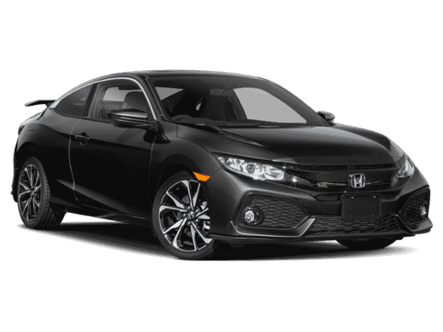 New 2019 Honda Civic Coupe Si