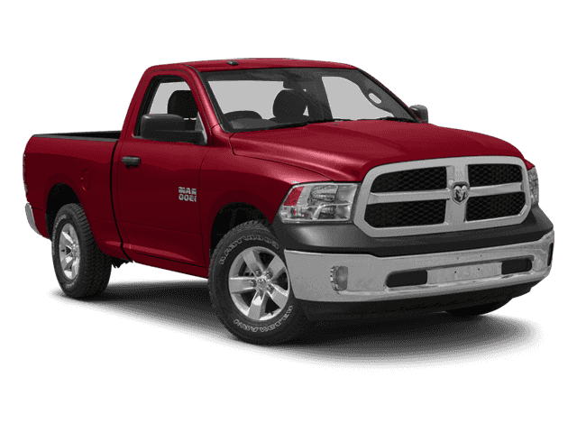 Pre-Owned 2013 RAM 1500 Tradesman w/Bed liner + Step rails