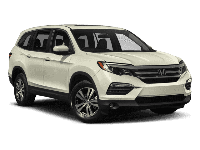 New 2017 Honda Pilot EX-L w/Navigation With Navigation & AWD