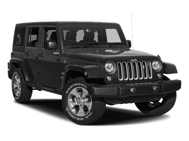 New Jeep Wrangler Unlimited