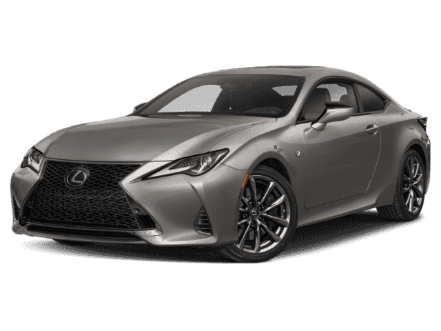 New 2019 Lexus RC 300 F SPORT - In-Stock
