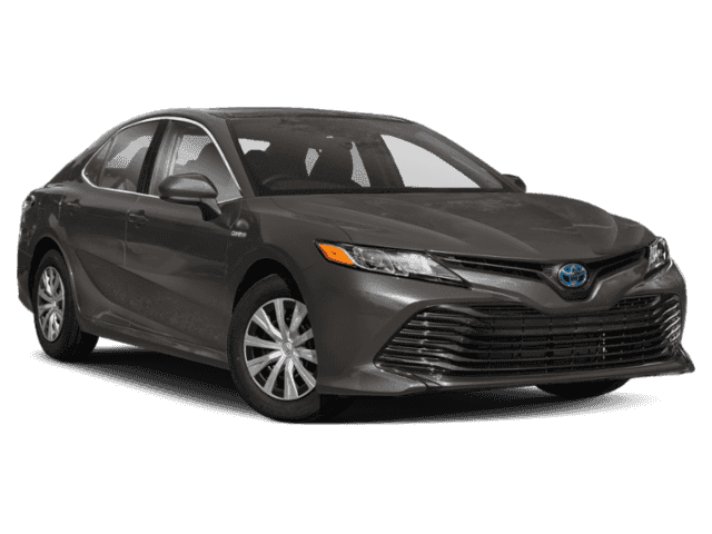 New Toyota Camry Hybrid In Goldsboro Toyota Of Goldsboro