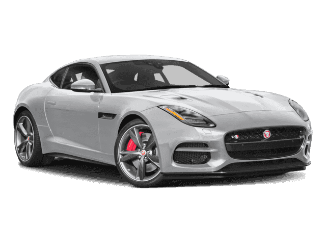 New 2018 Jaguar F TYPE 340HP