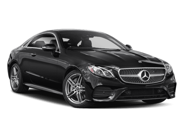 New 2018 Mercedes-Benz E 400 COUPE