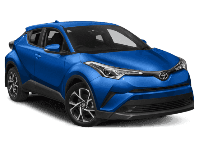 Stock #: 37802 Blue 2019 Toyota C-HR XLE 4D Sport Utility in Milwaukee, Wisconsin 53209